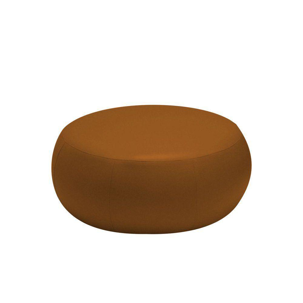 Puff Cleo 105cm Corano Caramelo - Gran Belo