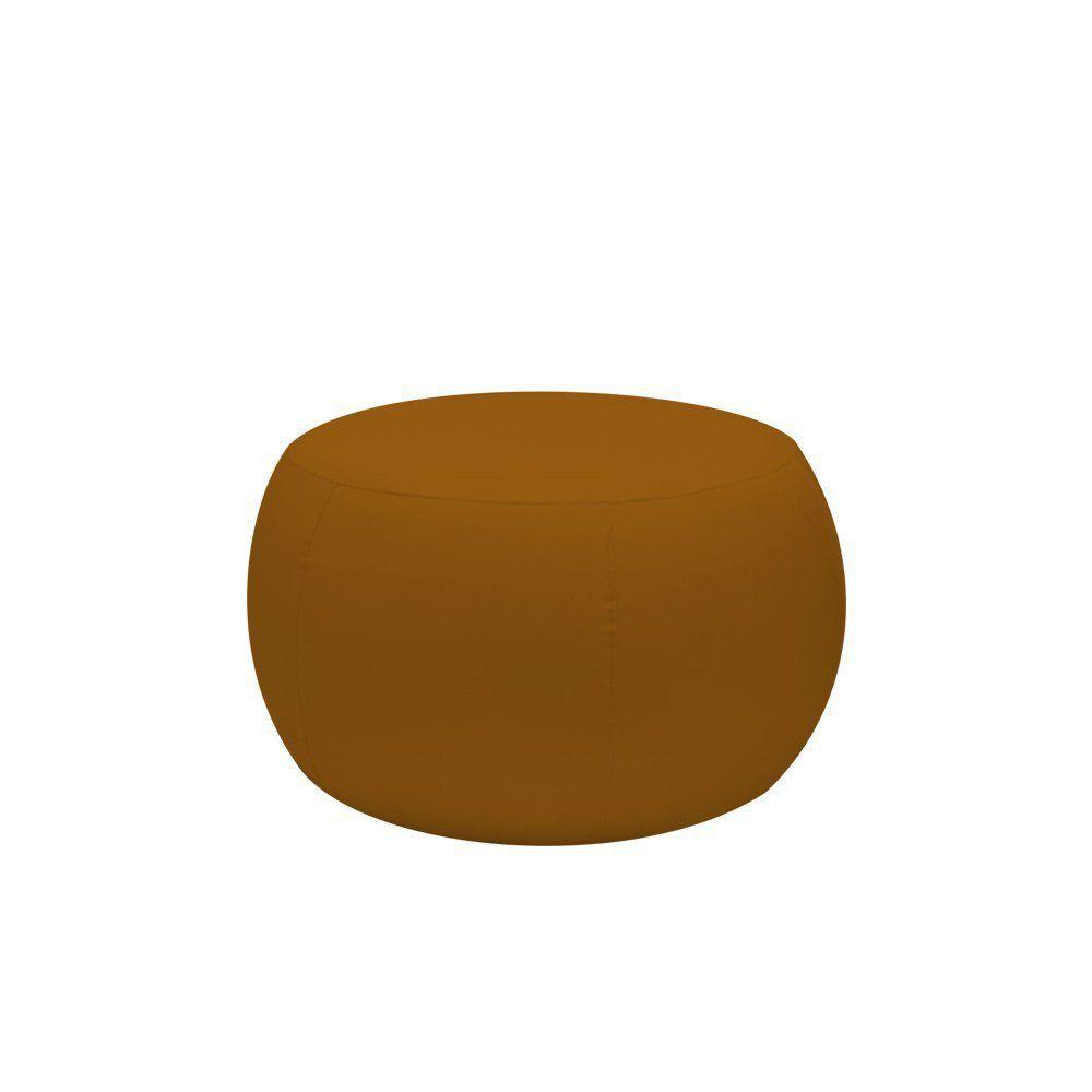 Puff Cleo 70cm Corano Caramelo - Gran Belo