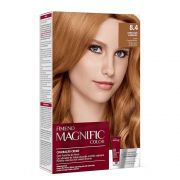 Kit Amend Magnific Color 8.4 Louro Claro Acobreado