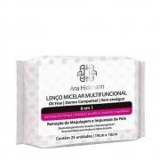 Ana Hickmann Lenço Micelar Multifuncional 6 Em 1 AH Beauty - 25g
