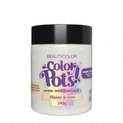 BeautyColor Creme Multifuncional Diluidor de Cores Color Pots - 240g
