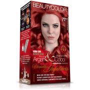 Beauty Color Kit Coloração 77.44 - Paixão em Carmim