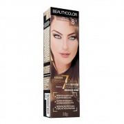 BeautyColor Coloração 8.1 Louro Claro Acinzentado - 45g