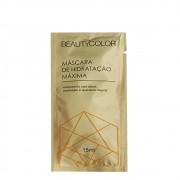 BeautyColor Sachê Máscara de Hidratação Máxima - 15ml