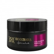 Bio Extratus Máscara Colorante Marsala - 250g