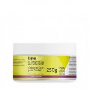 DevaCurl Creme de Coco para Cachos SuperCream - 250g