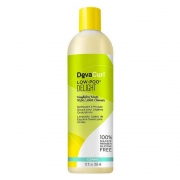 DevaCurl Shampoo Low-Poo Delight Higienizador - 355ml