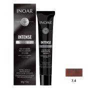 Inoar Intense Vegana 7.4 Louro Cobre - 50g