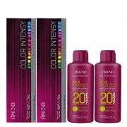 Kit Amend Color Intensy - 7.46 e Oxigenada 20vol