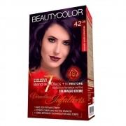 Kit BeautyColor 42.26 -  Marsala Violet Misterioso