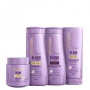 Kit Bio Extratus Blond Bioreflex Desamarelador - Completo