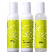 Kit DevaCurl Calling All Curls - Shampoo, Condicionador e Finalizador