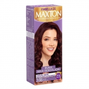 Kit Embelleze Maxton 3.66 Acaju Púrpura Ruiva Mais Descolada