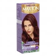 Kit Embelleze Maxton 4.66 Vermelho Borgonha Ruiva Mais Exótica