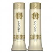 Kit Haskell Mandioca - Shampoo e Condicionador - 300ml