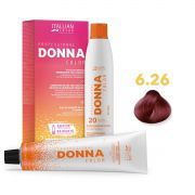 Kit Professional Donna Color 6.26 Marsala