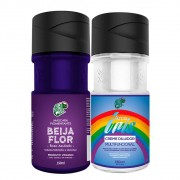 Kit Kamaleão Color - Beija Flor e Diluidor 150ml