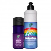 Kit Kamaleão Color - Beija Flor e Diluidor 300ml