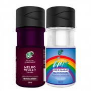 Kit Kamaleão Color - Melro Violet e Diluidor 150ml