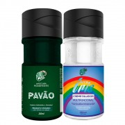 Kit Kamaleão Color - Pavão e Diluidor 150ml