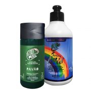 Kit Kamaleão Color - Pavão e Diluidor 300ml