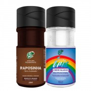 Kit Kamaleão Color - Raposinha e Diluidor 150ml