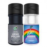 Kit Kamaleão Color - Urso Polar e Diluidor 150ml
