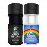 Kit Kamaleão Color - Viúva Negra e Diluidor 150ml