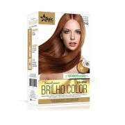 Kit Magic Color Tonalizante Brilho Color 7.43 - Louro Médio Acobreado Dourado