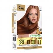 Kit Magic Color Tonalizante Brilho Color 7.43 - Louro Médio Acobreado Dourado