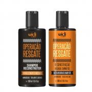 Kit Widi Care Operação Resgate - Shampoo e Reconstrução Imediata