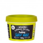 Lola Cosmetics Leave-In Curly Wurly Pudding - 100g