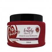 Lovely Colors Tonalizante Paixão Ruivo Vermelho Rubi  - 200ml