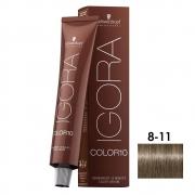 Schwarzkopf Igora Color10 8-11 Louro Claro Cinza Extra 60ml