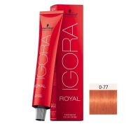 Schwarzkopf Igora Royal HD 0-77 Tom Mistura Cobre - 60g