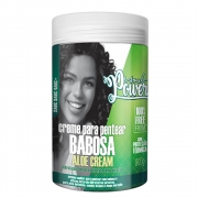 Soul Power Creme Para Pentear Aloe Cream Babosa - 800g