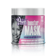 Soul Power Máscara De Nutricão Intensa Booster Mask - 400g