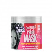 Soul Power Máscara De Reabilitação Color Curls Rehab Mask - 400g