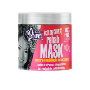 Soul Power Máscara De Reabilitação Color Curls Rehab Mask - 400g