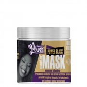 Soul Power Máscara Intensa Power Black Master Mask - 400g