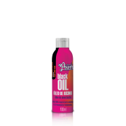 Soul Power Óleo De Ricino Black Oil - 100ml
