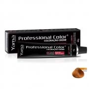Yamá Professional Color Nano Infusion 8.4 Louro Claro Acobreado - 60g