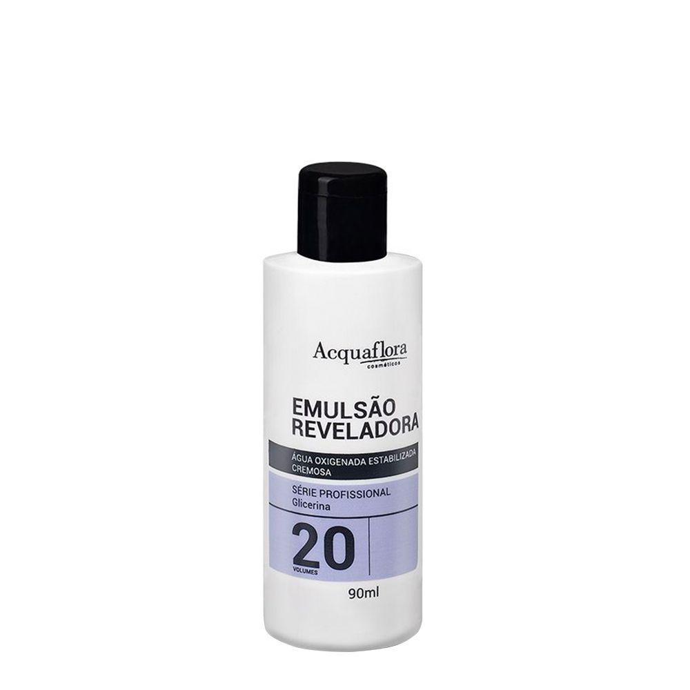 Acquaflora Água Oxigenada 20vol / 6% - 80ml