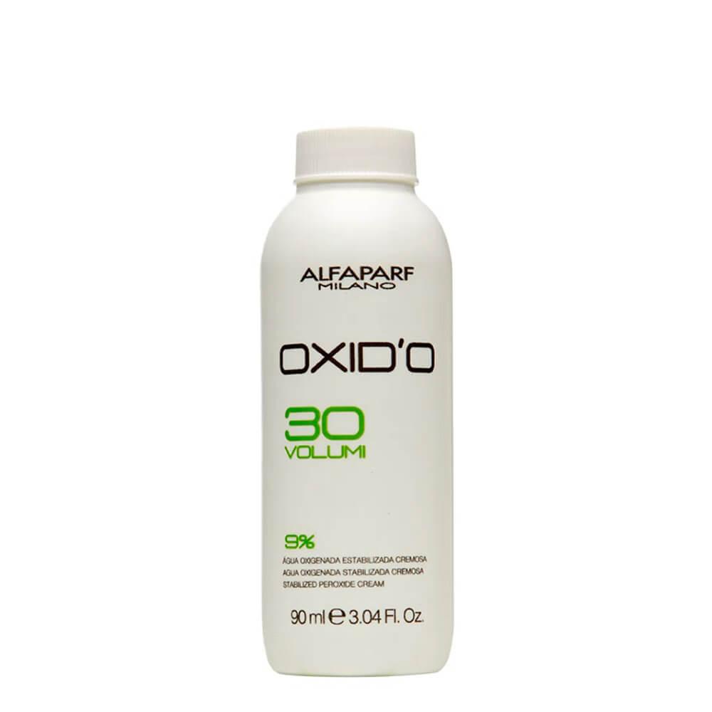Alfaparf Água Oxigenada Oxido 30Vol / 9% - 90ml
