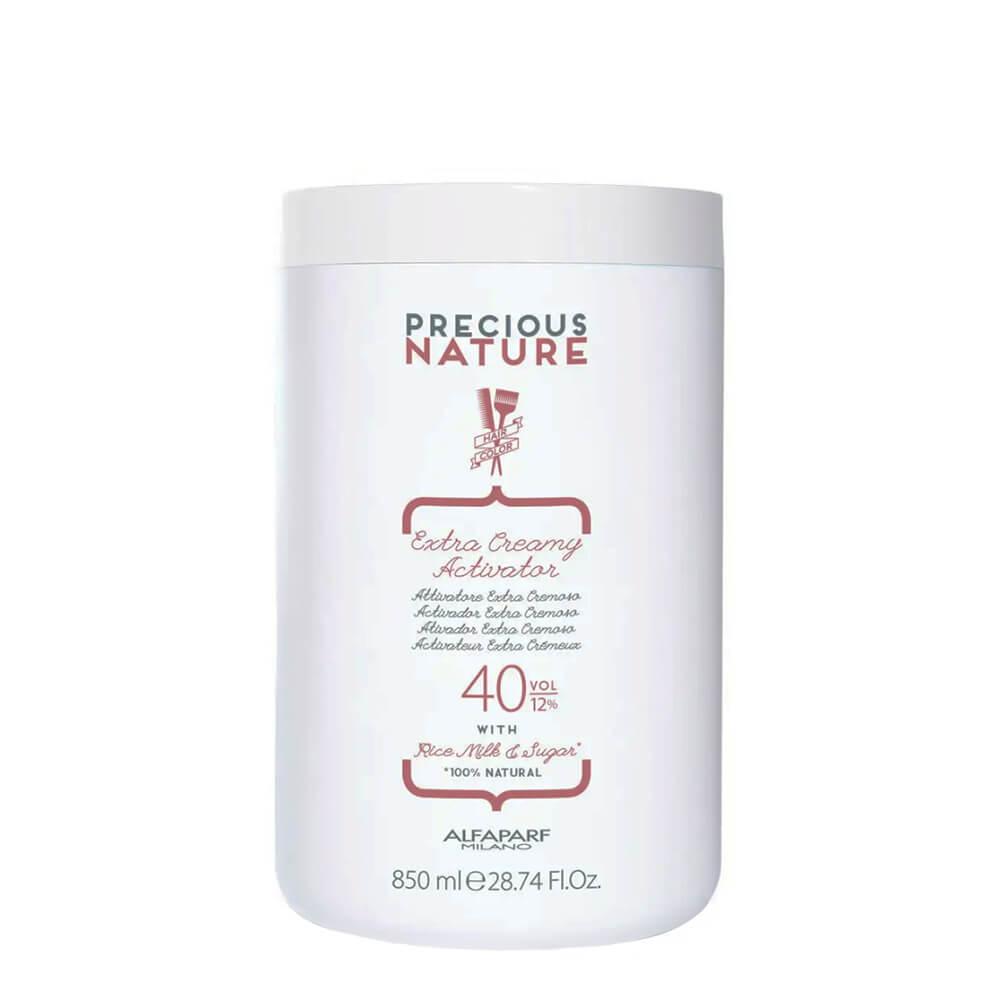 Alfaparf Precious Nature Hair Color Água Oxigenada Extra Cremosa 40Vol / 12% - 850ml