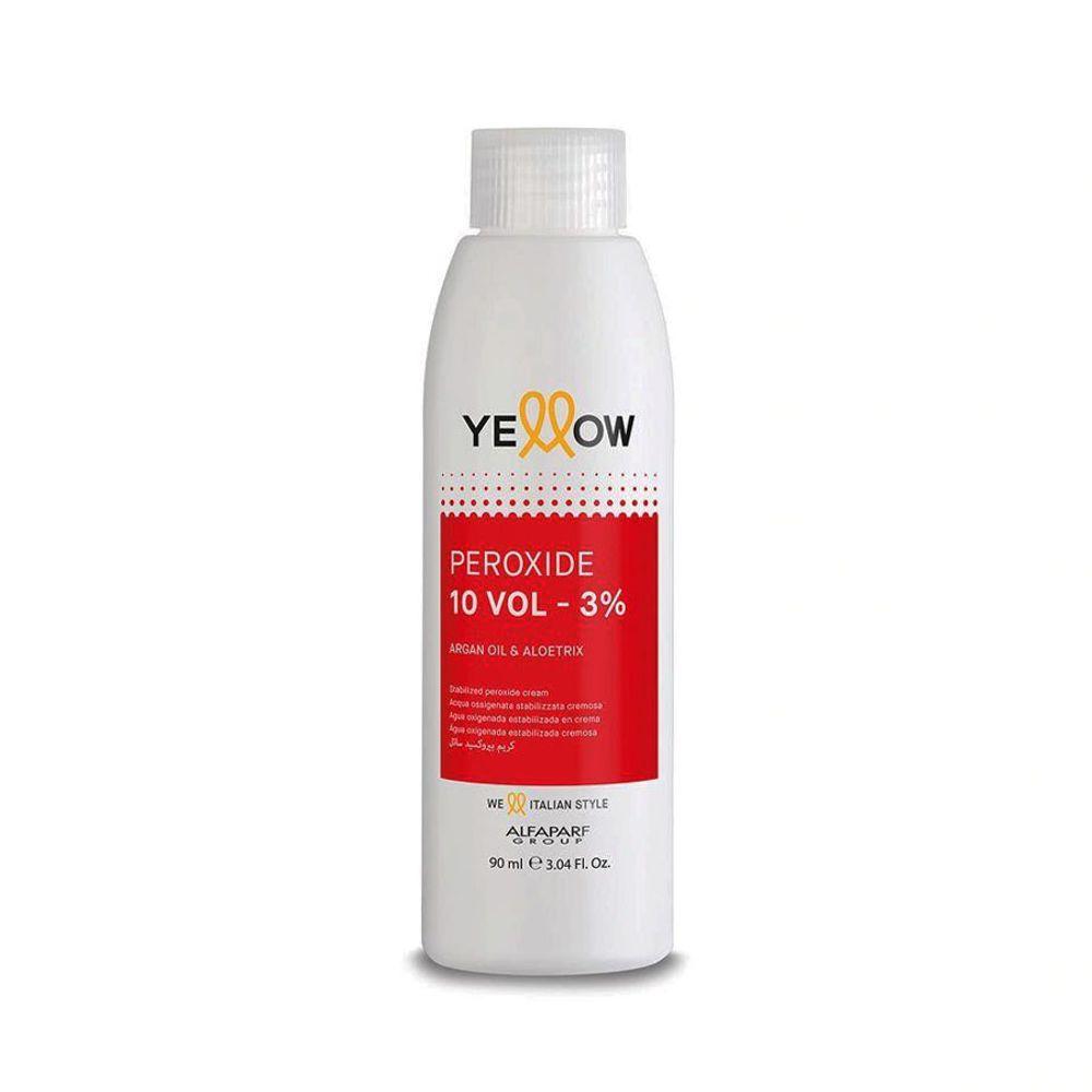 Alfaparf Yellow Água Oxigenada 30vol / 9% - 90ml