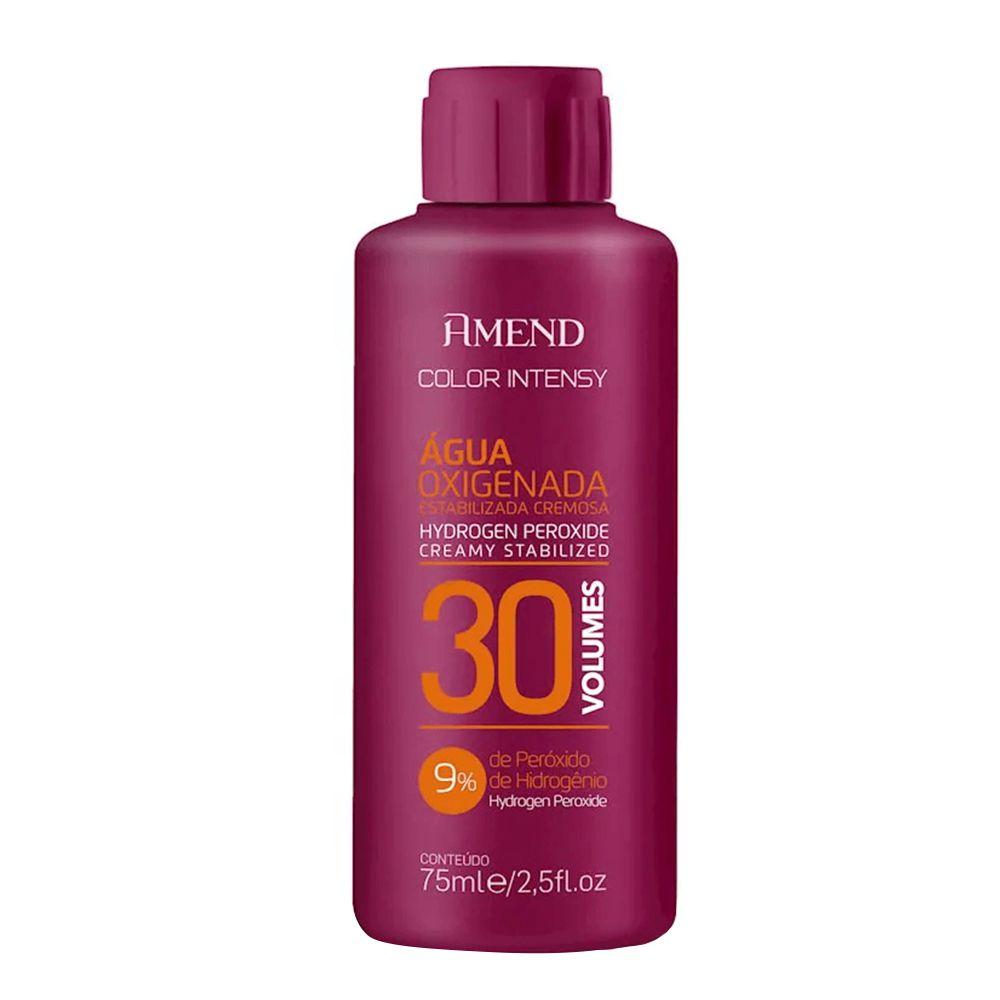 Amend Água Oxigenada Color Intensy 30vol / 9% - 75ml