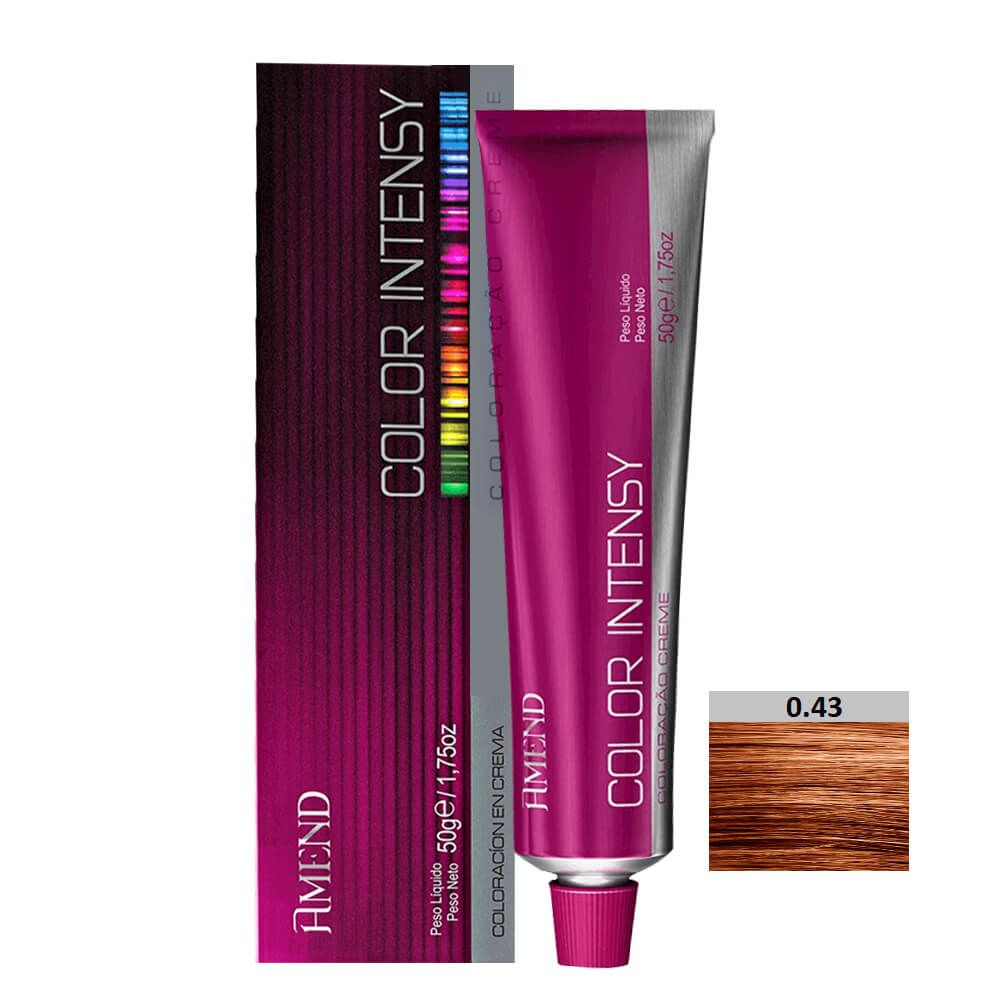 Amend Color Intensy 0.43 Cobre Intensificador - 50g