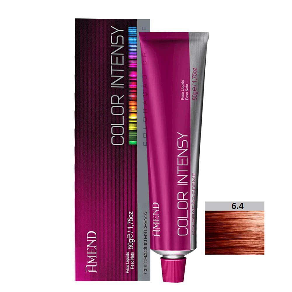 Amend Color Intensy 6.4 Louro Escuro Cobre - 50g