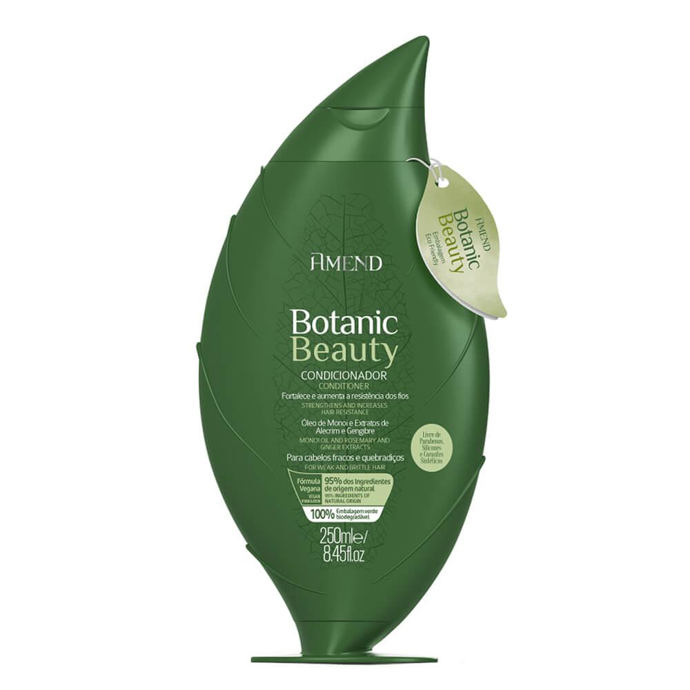 Amend Condicionador Fortalecedor Botanic Beauty - 250ml